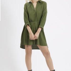 🎈NWT🎈Top Shop Petite Shirt Dress
